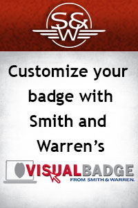 Smith and Warren Visual Badge